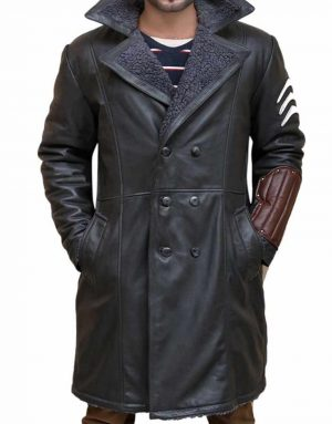 captain boomerang coat