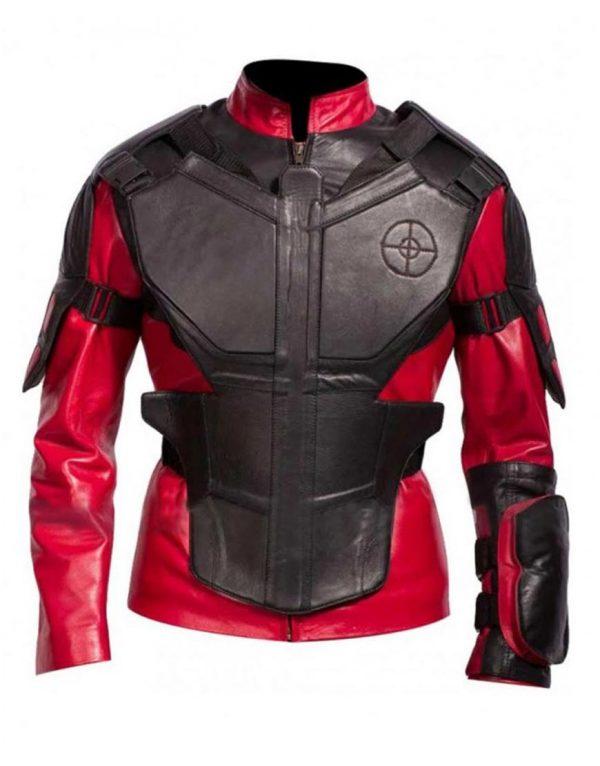 deadshot suicide squad jacket