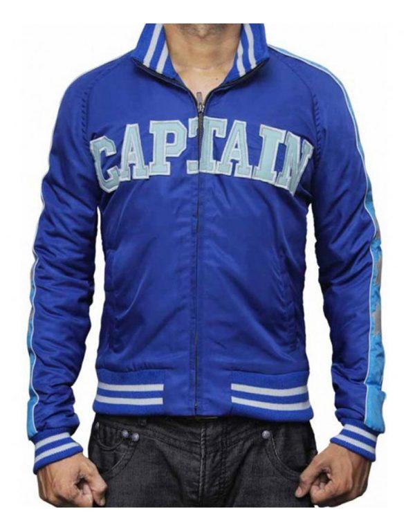 jai courtney blue jacket