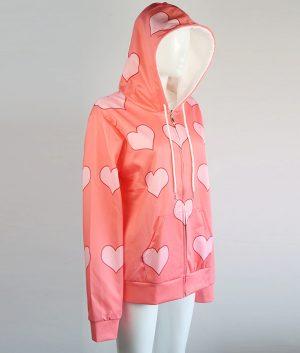 harley-quinn-heart-pink-hoodie